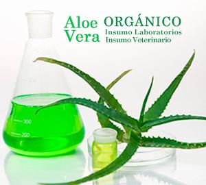 Extracto puro de aloe vera para insumos de laboratorios y veterinarios