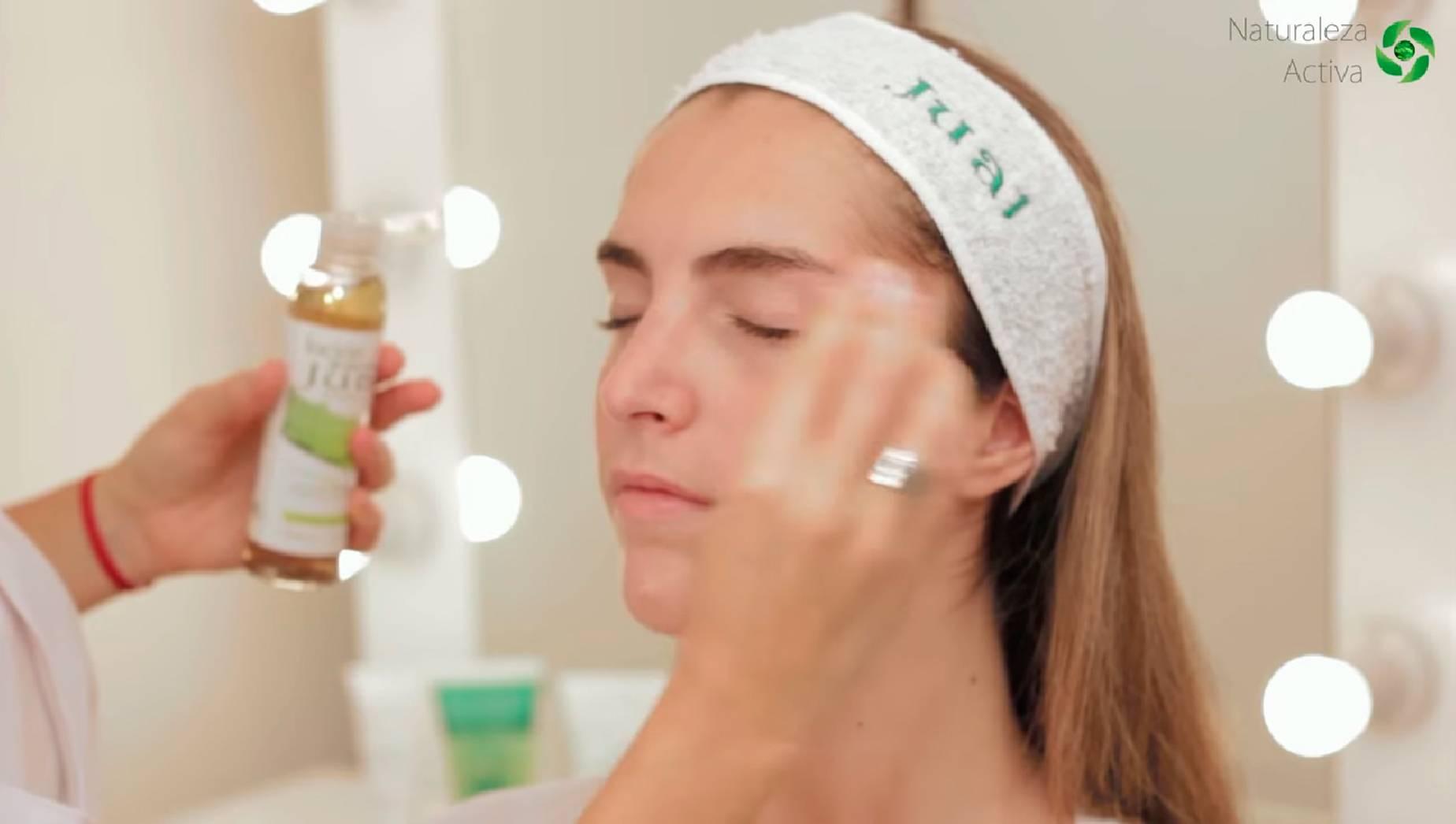 Tratamiento para preparar la piel antes del maquillaje