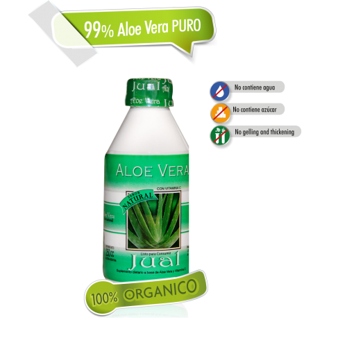 Drinkable Aloe Vera Natural Juice