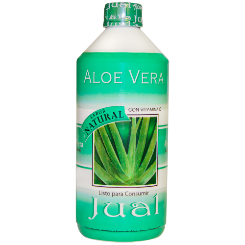 Jugo Bebible de Aloe Vera Natural