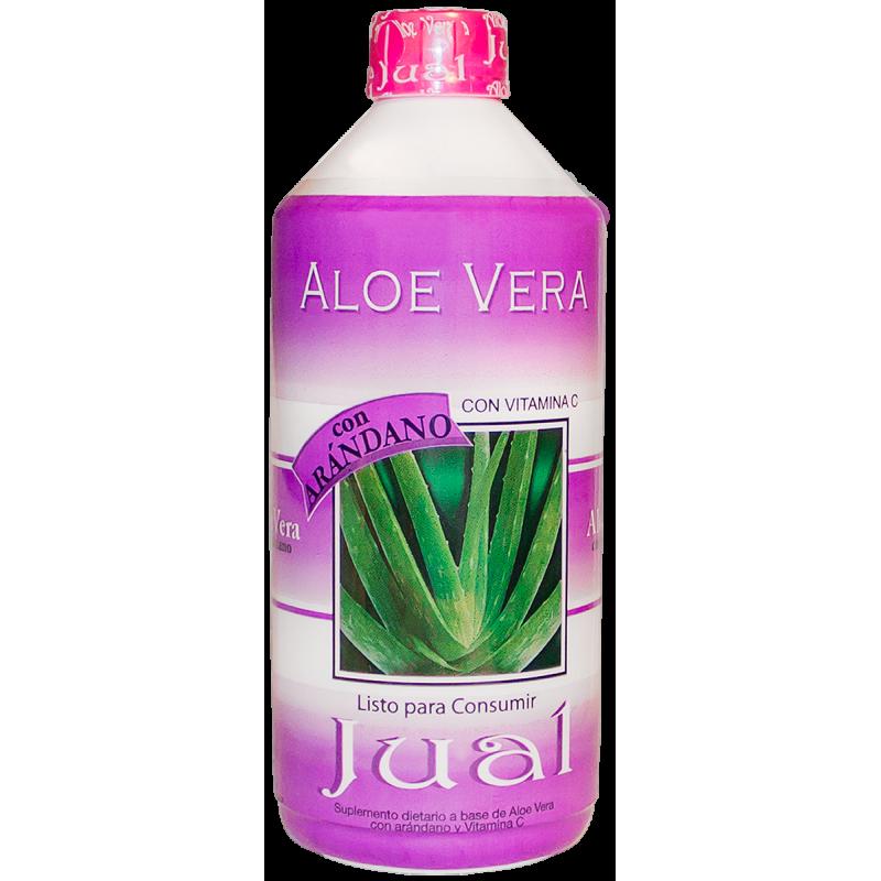Jugo Bebible de Aloe Vera con Arándano x 500cc