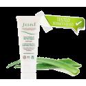 Crema de Noche de Aloe Vera Orgánico con Aceite de Jojoba Karité, Centella Asiatica y Vit A