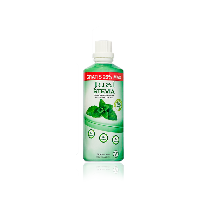 Edulcorante Natural Stevia líquida x 250 cc.