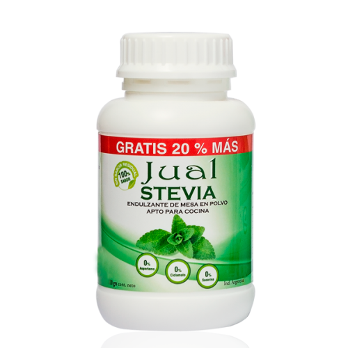 Endulzante Stevia en polvo