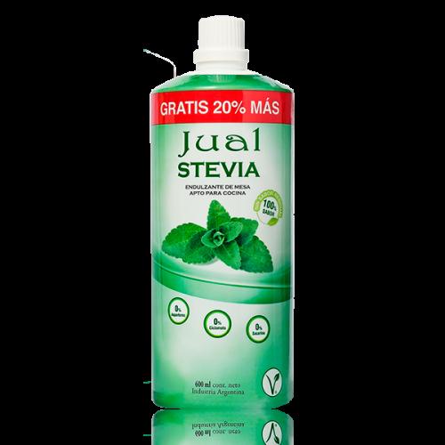 Edulcorante Natural Stevia líquida x 600 cc.