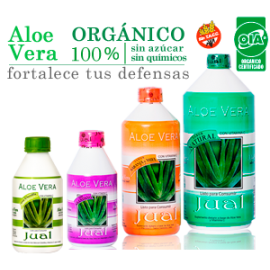 Drinkable Organic Aloe Vera Juices