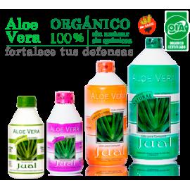 Jugos de Aloe Vera Orgánico Bebible