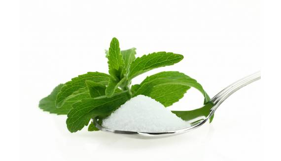 What are the benefits of using stevia as a sweetener?