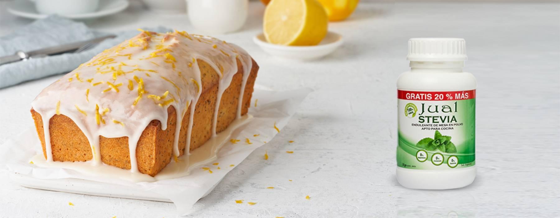 Orange Cake: sugar-free and lactose-free